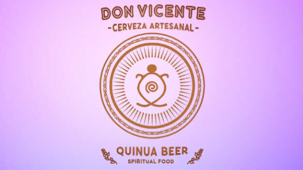 Don Vicente Quinua Beer
